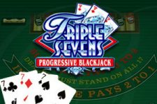 Triple 7's Blackjack