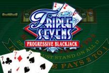 Triple 7's Blackjack