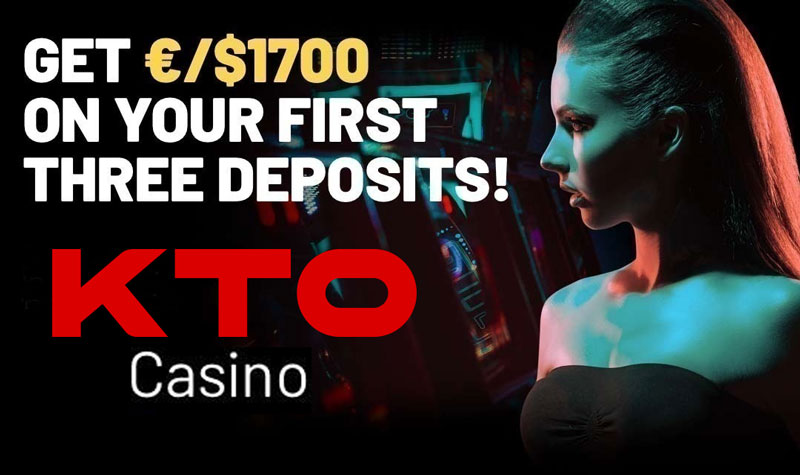 KTO Casino 1700 welcome offer